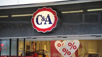 C&A zieht Pulli in Neonazi-Optik aus dem Verkehr