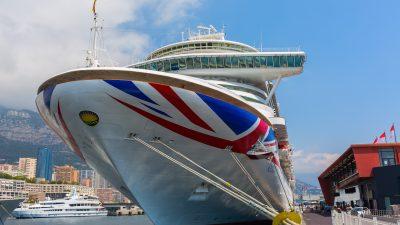 100.000 Euro: Französische Justiz will Geldstrafe für Luftverpestung durch Kreuzfahrtschiff