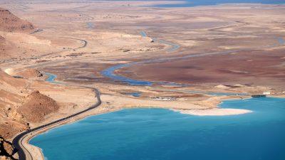 Mindestens 17 Tote bei Sturzflut in Jordanien