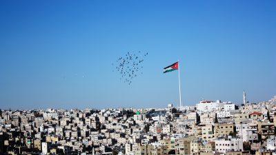 Jordanien fordert von Israel in Abkommen von 1994 überlassene Gebiete zurück
