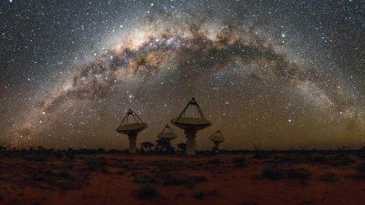 """Mögliches SETI-Signal """"BLC1"""" wahrscheinlich doch irdischen Ursprungs"""