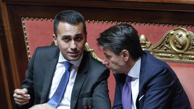 "Italien: Di Maio als ""nützlicher Idiot"" des Regimes in Peking"