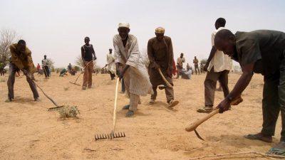 """UN warnt vor """"perfektem Sturm"""" in der Sahelzone"""