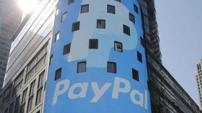 Paypal lässt Zahlungen in Kryptowährungen für US-Nutzer zu