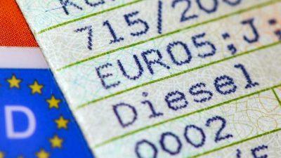 Dieselfahrverbote: Deutsche Umwelthilfe will Erzwingungshaft gegen bayerische Landesregierung durchsetzen
