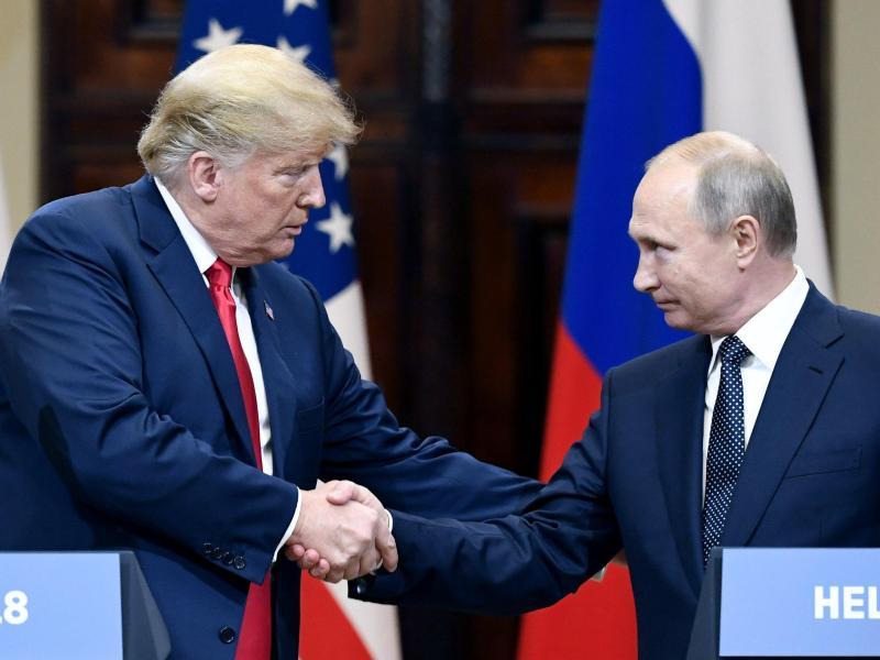 Biden distanziert sich von Trumps Einladung an Russland für G7-Gipfel