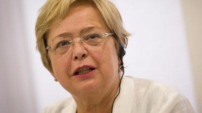 Zwangspensionierte polnische Richter sind zurück im Dienst