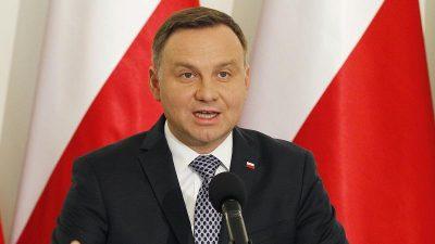 Polnische Opposition ruft wegen Corona-Krise zum Boykott der Präsidentschaftswahl im Mai auf