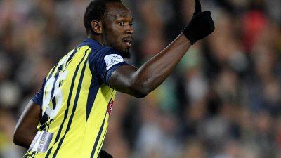 Australischer Club schließt Usain Bolt vom Training aus