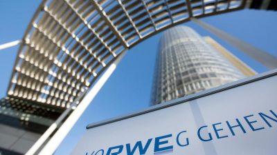 Gewerkschaft warnt RWE vor betriebsbedingten Kündigungen