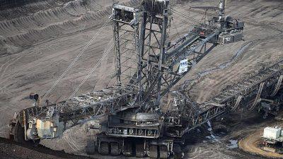Kohlekommission tagt im Rheinland