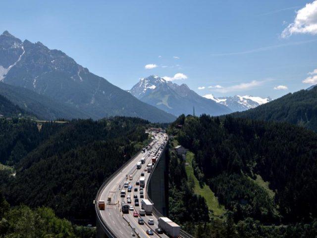 Brenner Murenabgang