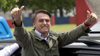 Brasilien zieht sich unter Bolsonaro aus umstrittenen UN-Migrationspakt zurück