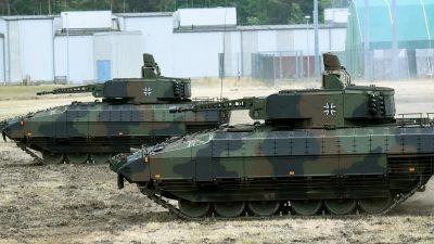 """""""Spiegel"""": Rheinmetall will Schadenersatz wegen Rüstungsembargos für Saudi-Arabien"""