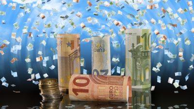 Das Geld der Anderen: Wie Grüne und SPD Nichtstun belohnen wollen