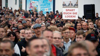 Demos in Österreich und Deutschland – Kickl: UN-Migrationspakt durchweht eine beinahe naive positive Auffassung des Begriffes Migration