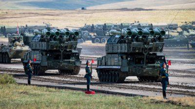Russland kündigt Ende der Militärmanöver nahe ukrainischer Grenze an