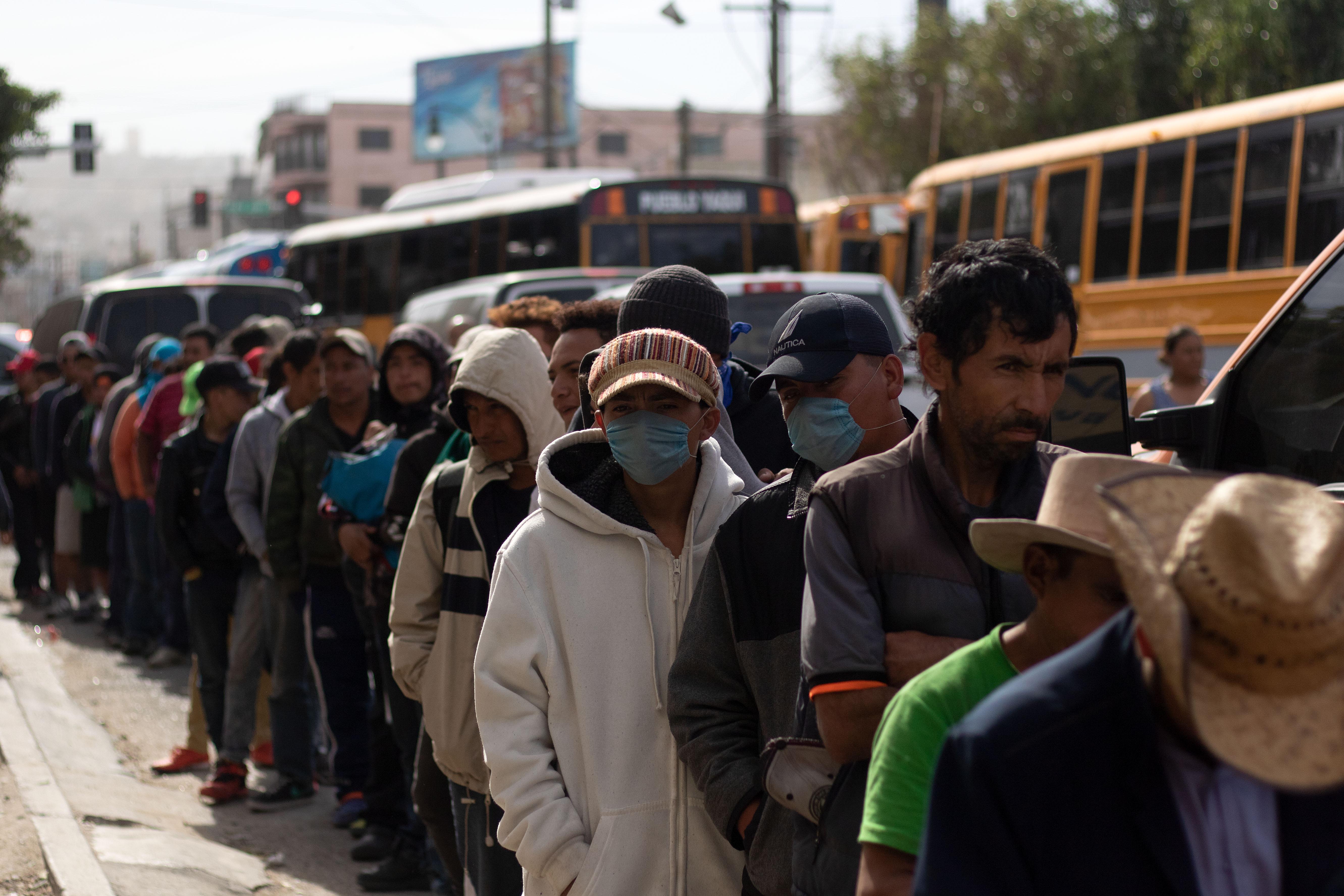 """USA: Abschiebestopp und offene Grenzen – Experten warnen vor """"Einwanderung mit pandemischem Gesundheitsrisiko"""""""
