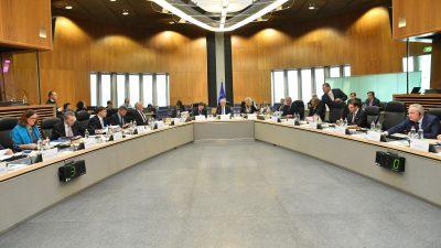 EU-Außen- und Finanzminister halten am Montag Videokonferenzen ab