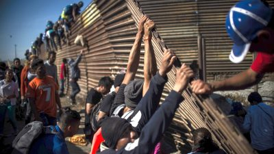 Trump-Gegner schießt Eigentor auf Twitter – Tweet beweist Effektivität von Grenzwall