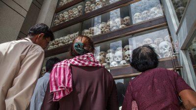 Historisches Urteil: Anführer der Roten Khmer erstmals wegen Völkermordes verurteilt