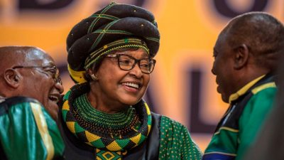 """Die ganze Wahrheit über den ANC (Teil 2): Winnie Mandela und die """"Halskrausen""""-Morde"""