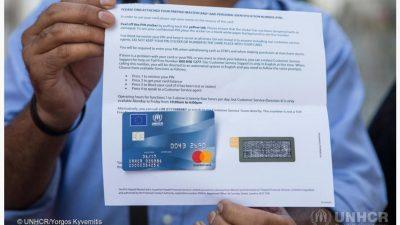 "Ungarische Regierung kritisiert EU: 1,55 Milliarden Euro für ""rechtswidrige"" EC-Karten an Migranten"