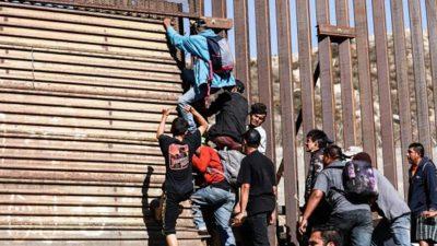 Mittelamerikanische Migranten-Karawane besteht hauptsächlich aus Männern die keine Chance auf Asyl haben