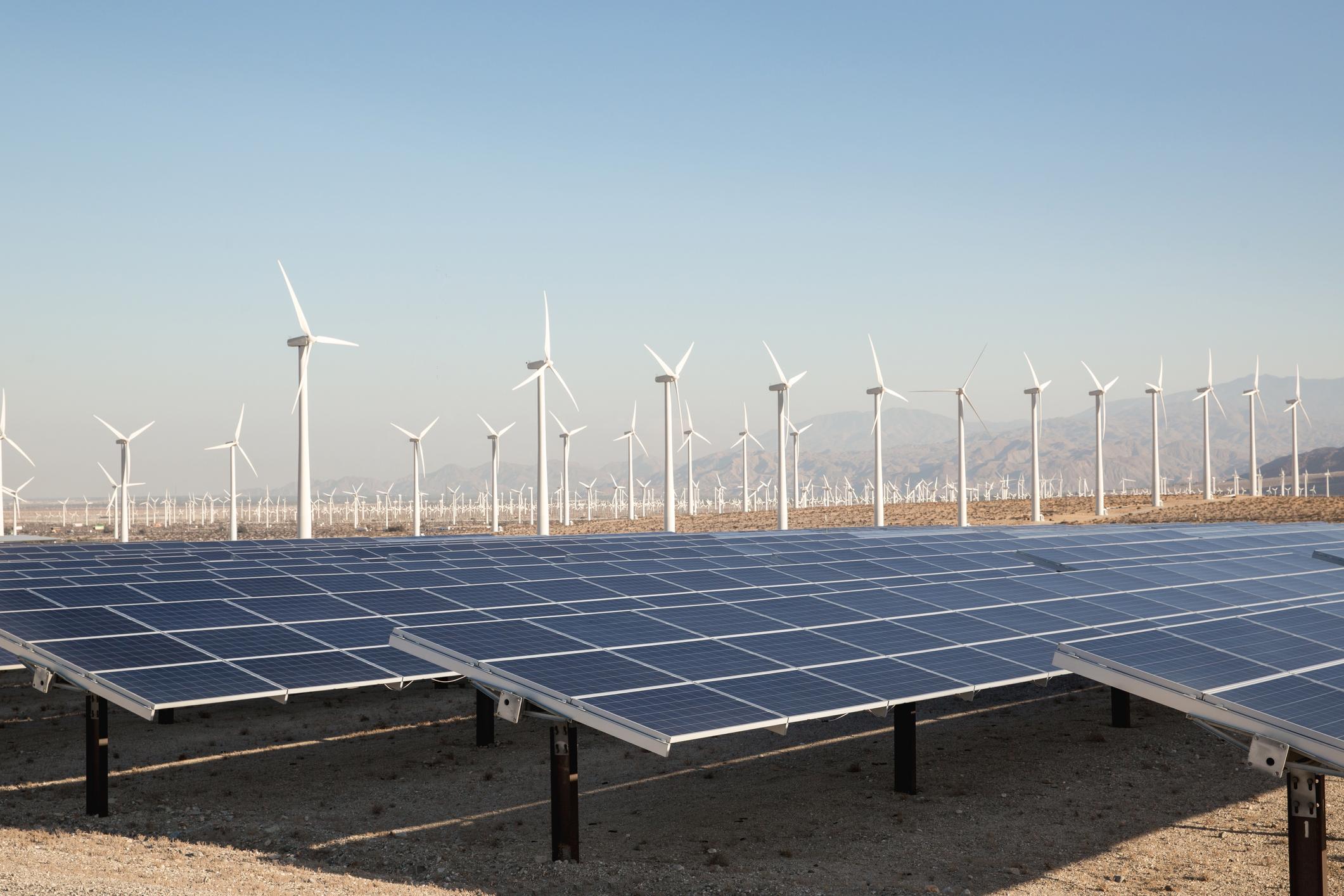 EU: Ein Drittel der Energie soll im Jahr 2030 aus den Erneuerbaren Energien stammen