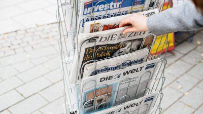 Wieso sind die Medien so links? – Eine Analyse von Andreas Unterberger
