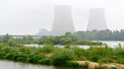Merkel-Regierung bleibt beim geplanten Atomausstieg