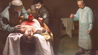 """Auch heute noch: Organraub in chinesischen Krankenhäusern – Augenzeuge: """"Es war entsetzlich!"""""""