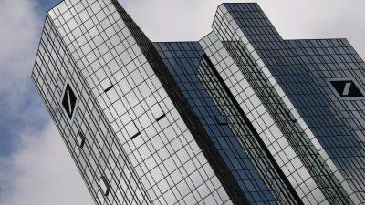 Warum der Steuerzahler der Dumme sein wird, wenn die Fusion von Deutscher Bank und Commerzbank kommt