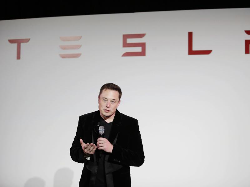 Bitcoin im Besitz von Tesla erreichen Wert von 2,5 Milliarden Dollar