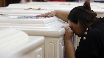 """Letzter Wunsch: Mädchen wollte """"schön sterben"""" und jedem so im Gedächtnis bleiben"""