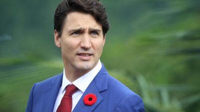 Trudeau will Meinungsfreiheit in Bezug auf Mohammed-Karikaturen einschränken