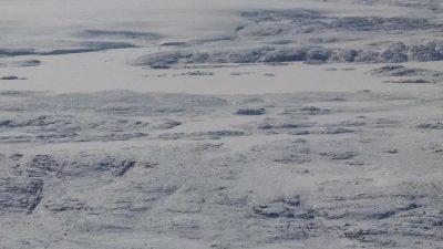 Krater zeigt: Ein riesiger Meteorit traf einst Grönland