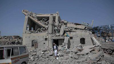 Huthi-Rebellen im Jemen erklären sich zu Waffenruhe bereit