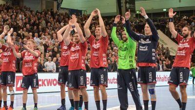 Flensburgs Handballer senden ein Signal an die Konkurrenz