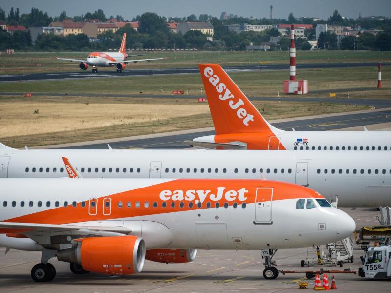 Britische Easyjet verhandelt mit Bundesregierung über Staatshilfe