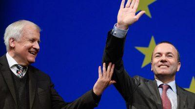 """Schluss mit """"Bayern zuerst""""? CSU will sich zur Europawahl neu erfinden"""