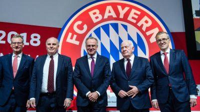 FC Bayern ist weiter größter Sportverein der Welt: Rekord-Umsatz von 657,4 Millionen Euro