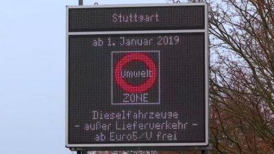 Stuttgart-Pendler zum Diesel-Fahrverbot – Wie komme ich jetzt zur Arbeit?