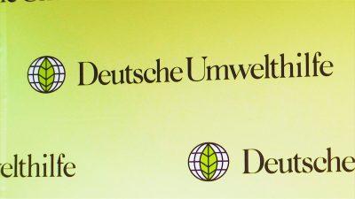 """Rechtfertigt das Tun der """"Deutschen Umwelthilfe"""" den Status Gemeinnützigkeit?"""