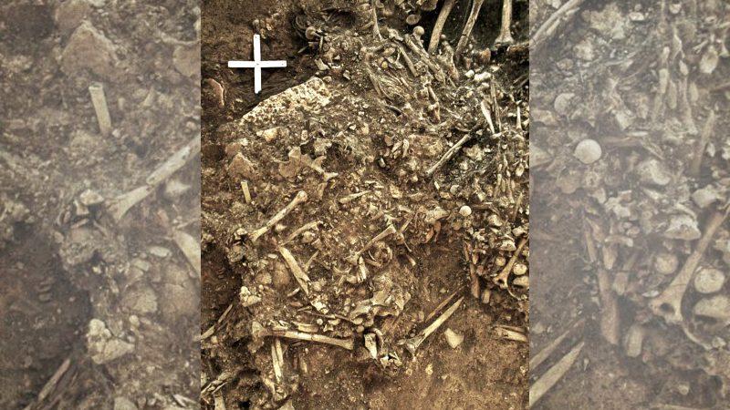 Opfer der jungsteinzeitlichen Pest