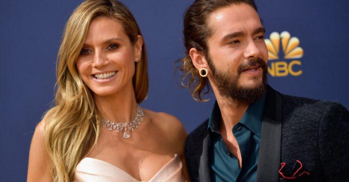 Ich Habe Ja Gesagt Heiraten Heidi Klum Und Tom Kaulitz