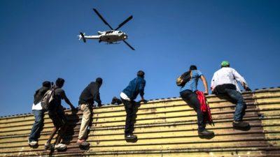 US-Grenzkrise – 100.000 illegale Einwanderer in 60 Tagen