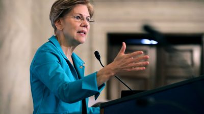 US-Senatorin Warren will gegen Präsident Trump antreten
