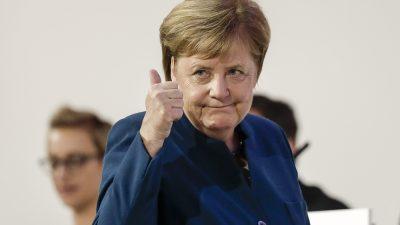 Merkel zu UN-Migrationsgipfel nach Marrakesch geflogen