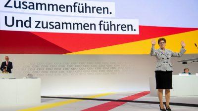 """Kann """"AKK"""" die Spaltung der CDU überwinden und was wird nun aus Merz?"""
